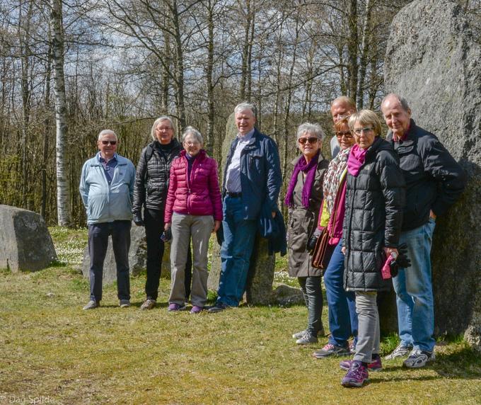Historisk tur med Acem Senior